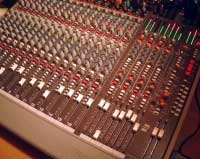 24 Track Mixing Desk
